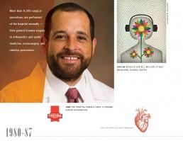 Hospital Annual Report Design